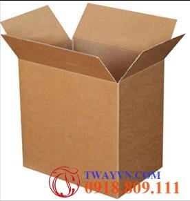 thùng carton dạng ống 5 lớp