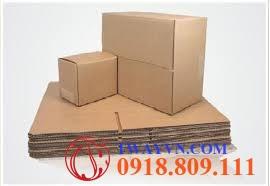 thùng carton 3 lớp loại 2